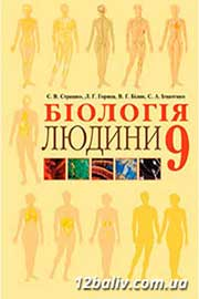 ГДЗ Біологія 9 клас Страшко Горяна Білик Ігнатенко 2009